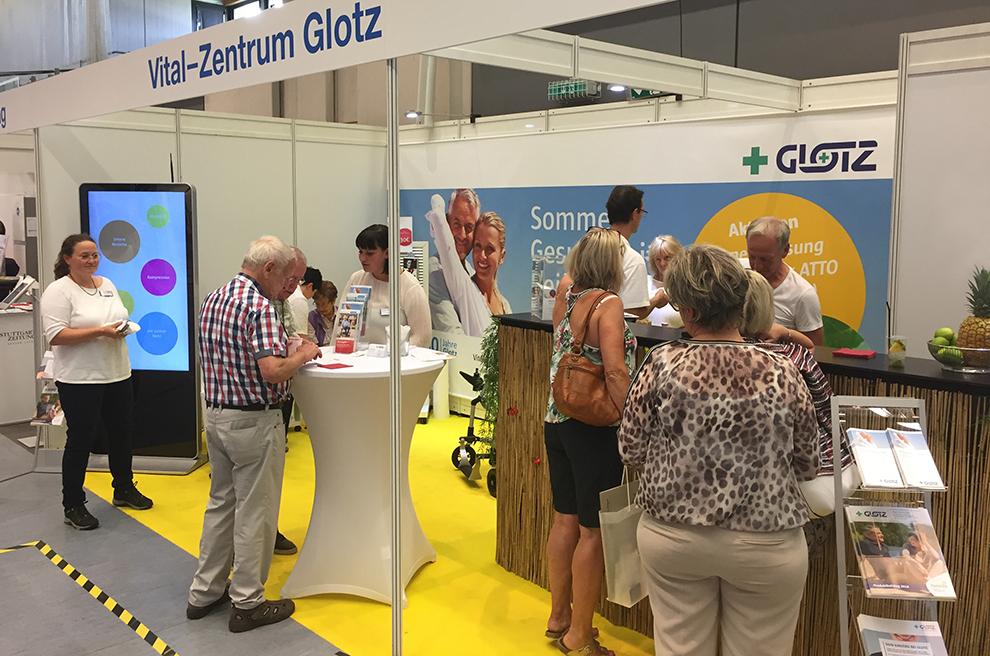 Vital Zentrum Sanitätshaus Glotz Stuttgart Und Gerlingen Rückblick